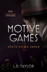 Next installment in the Motive Games series released!